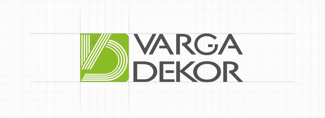 Logó tervezés Varga Dekor